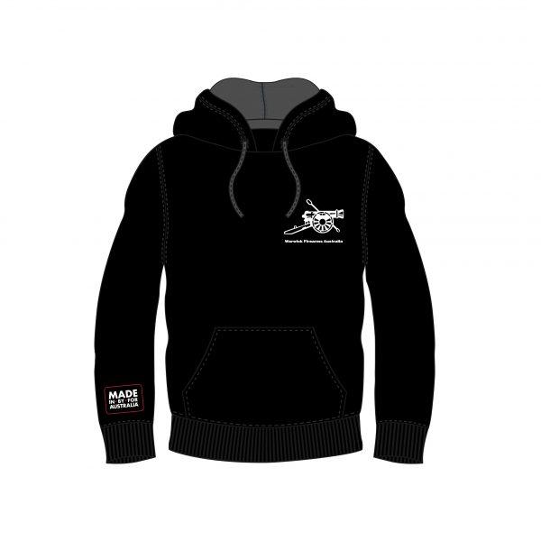 Warwick Firearms hoodie