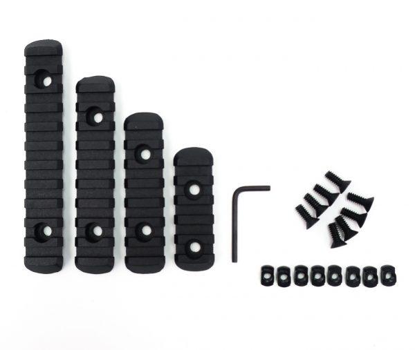 Polymer Rails Set